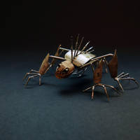 Watch Parts Creature 'Sneaker' by AMechanicalMind