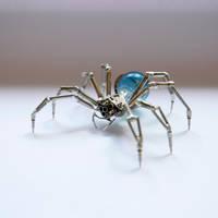 Watch Parts Spider No 96 by AMechanicalMind