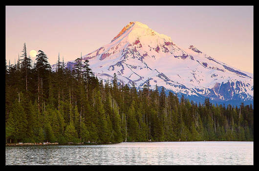 Alpenglow Surprise by hikester