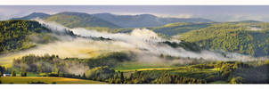 Mist Rising by hikester