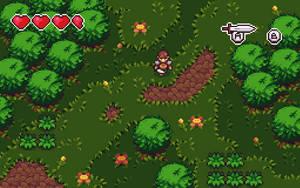 Zelda-Clone  Mock-Up by aamatniekss