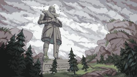 Reaching the sky by aamatniekss