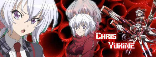 Chris Yukine Cover to Facebook by Saray276