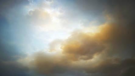 Gathering Storm by b33rheart