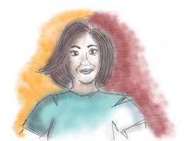 Aged Self Portrait by alecirino