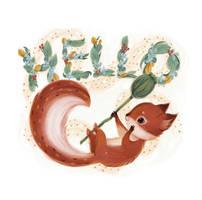 Perrin's Hello by Lumichi