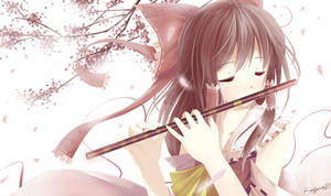 My Dearest Flute by caidychen