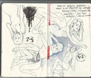Sketchbook 33 by JakeSmithArt