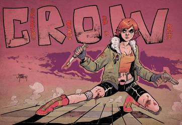 C.R.O.W. by JakeSmithArt