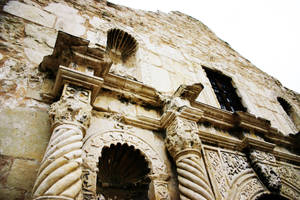 Remember The Alamo by pacomontoya