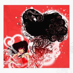 lily - m o n o c h r o m e by Wishcake