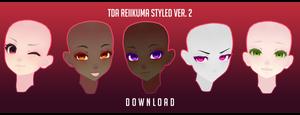 [reiikuma] tda reiikuma styled ver.2 [download] by reiikuma