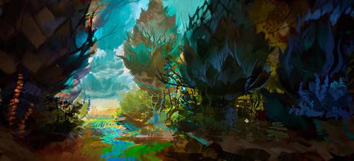 Sketch 5 by KuteynikovRoman