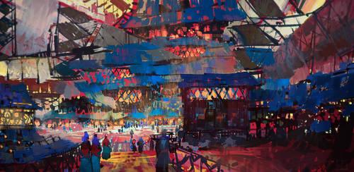 Bazar by KuteynikovRoman
