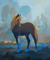Unicorn by KuteynikovRoman