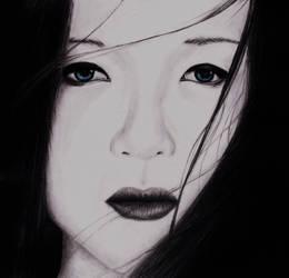 Memoirs of a Geisha by blackdahliah