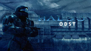 Halo 3: ODST - wallpaper by 2900d4u