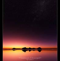 Tropical Twilight by NovaDuck