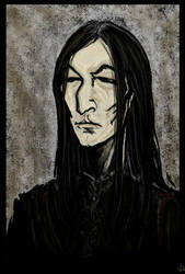 Older Snape 3-Vizen by snapefanclub