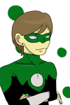 DC: Green Torch by aka-noodle