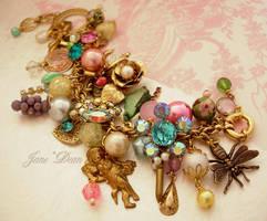Versailles charm bracelet by janedean