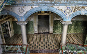 abandoned mysterious places No.8 by MT-Photografien