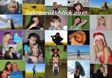 Year retrospect model shootings 2017 by MT-Photografien
