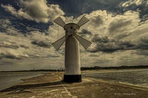 lighthouse muehlenbake 2 by MT-Photografien
