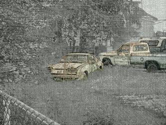 Front Yard Monza PART. 2 by AdventureWanted