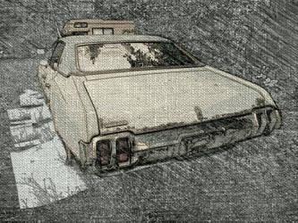 Fielded Cutlass PT. 2 by AdventureWanted
