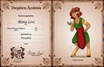 Alona Levi (Redesign) by MythicsGo