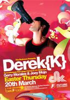 Derek K Easter by jeanpaul