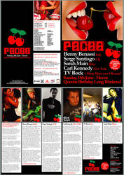 Pacha Flyer - Front and Back by jeanpaul