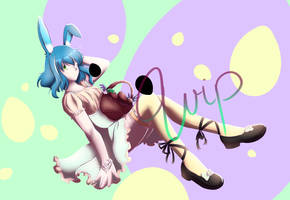 WIP Happy EASTER 3 by ShinePikaPi