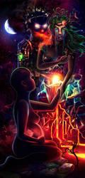 The Human Nature by TanjaBurmeister