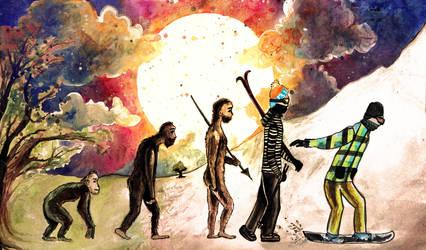 Evolution by TanjaBurmeister