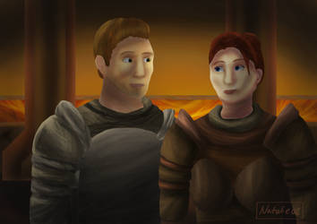 Dragon Age Origins by Natalie02