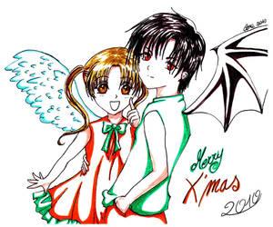 Merry X'mas by YumeNoCora