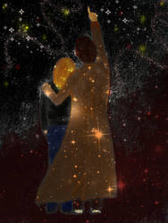 Look at the stars by YumeNoCora