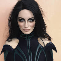 HELA COSPLAY PLAYSAFEE by PlaySafeee