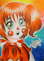 Circus Baby by FNAFstic