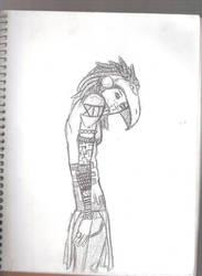 dread guy by Ermac1313