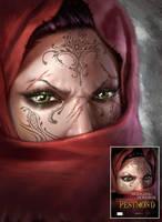 Pestmond - book cover by FedericoMusetti
