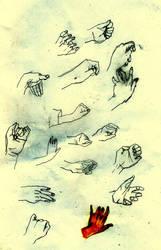hands by cherrier