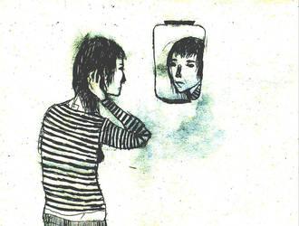 mirror by cherrier
