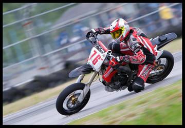 Gio rockin it  GP rider style by hypophotogenic