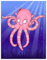 Octopuce 2 by Headmaze