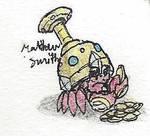 Treasure Crab by ShadowEclipex