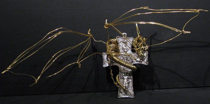 Croix Dragon by Belial28