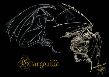 Gargouille by Belial28